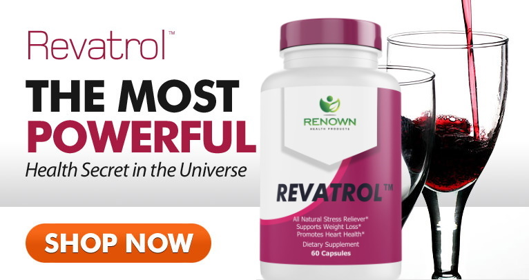 Revatrol: The Most Powerful Health Secret in the Universe: Shop Now